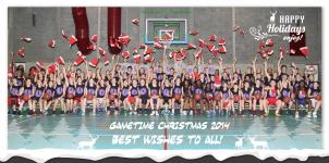GT Christmas 2014 team